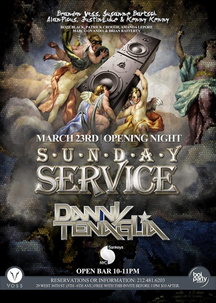 DT 032314 Sunday Service